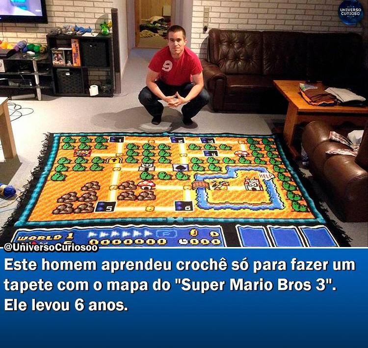 Mario do armário - meme