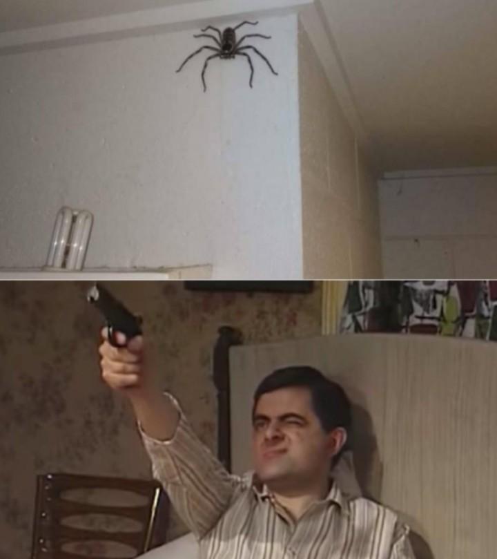 Que miedo - meme