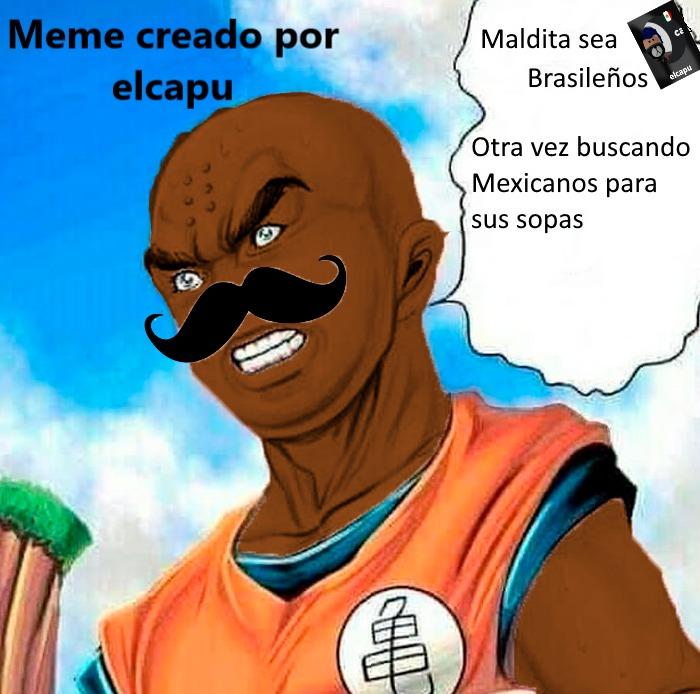 Meme creado por elcapu