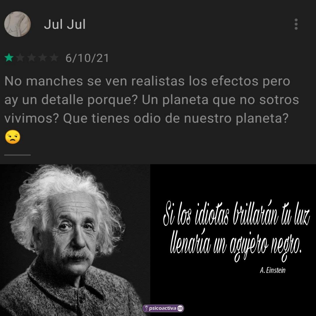 A.Einstein - meme