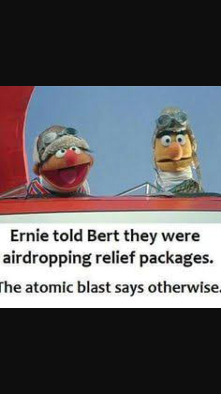 #respectolimaryourgod atom bomb is the best - meme