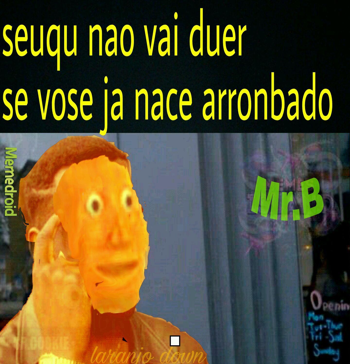 Laranjo down - meme
