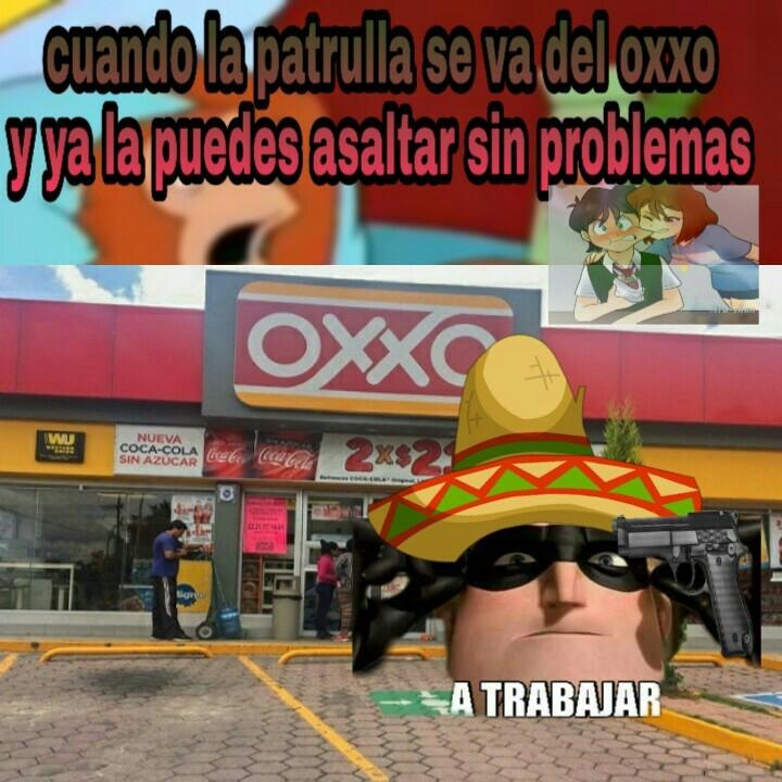 Collab con crash_125 - meme