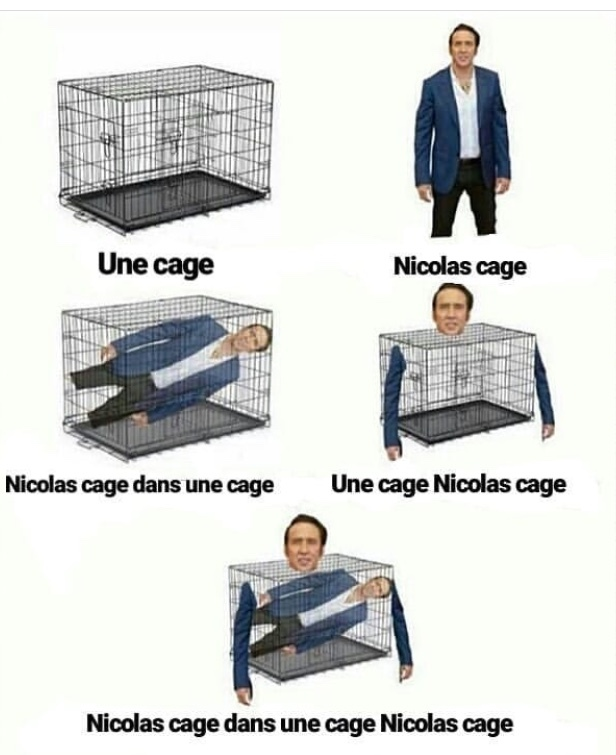 cage cage cage cage cage - meme