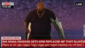 Big nibba - meme