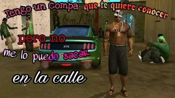 Al chile - meme