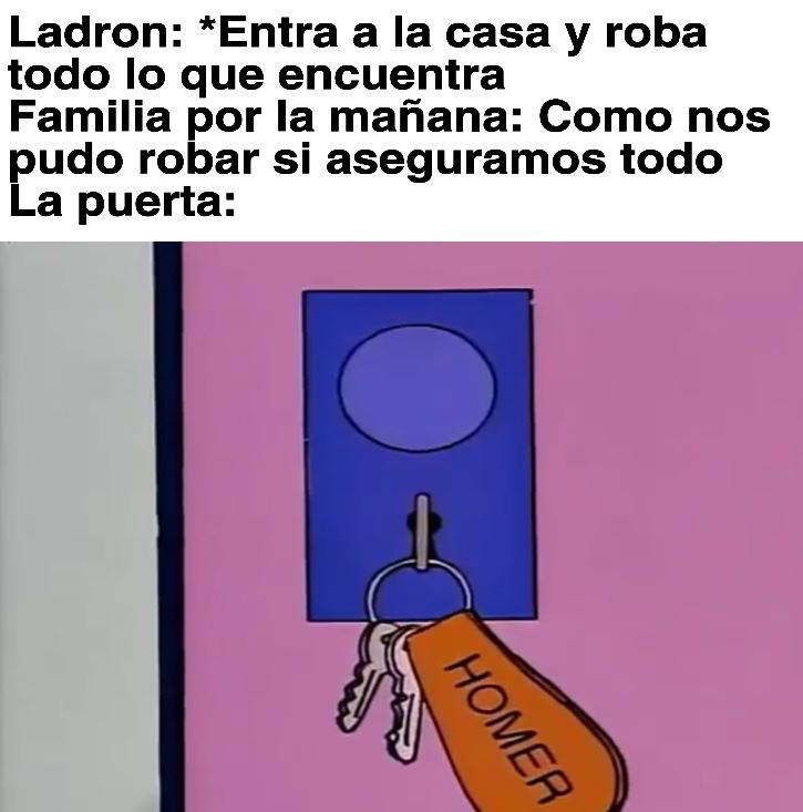 Ladron - meme