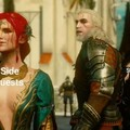 Triss is hot as fuck. Seriously.