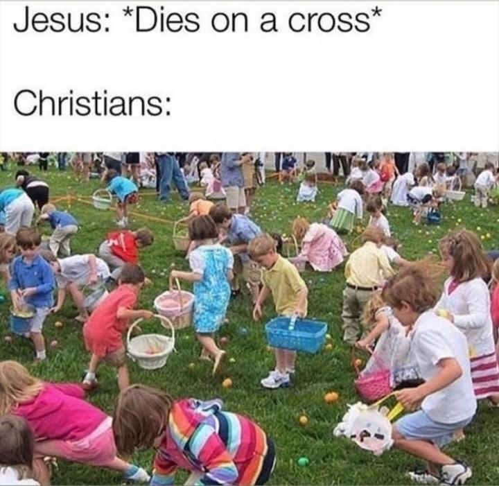 Easter - meme