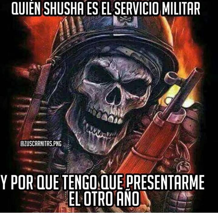 El qlo de Chile que lo llaman al servicio - meme