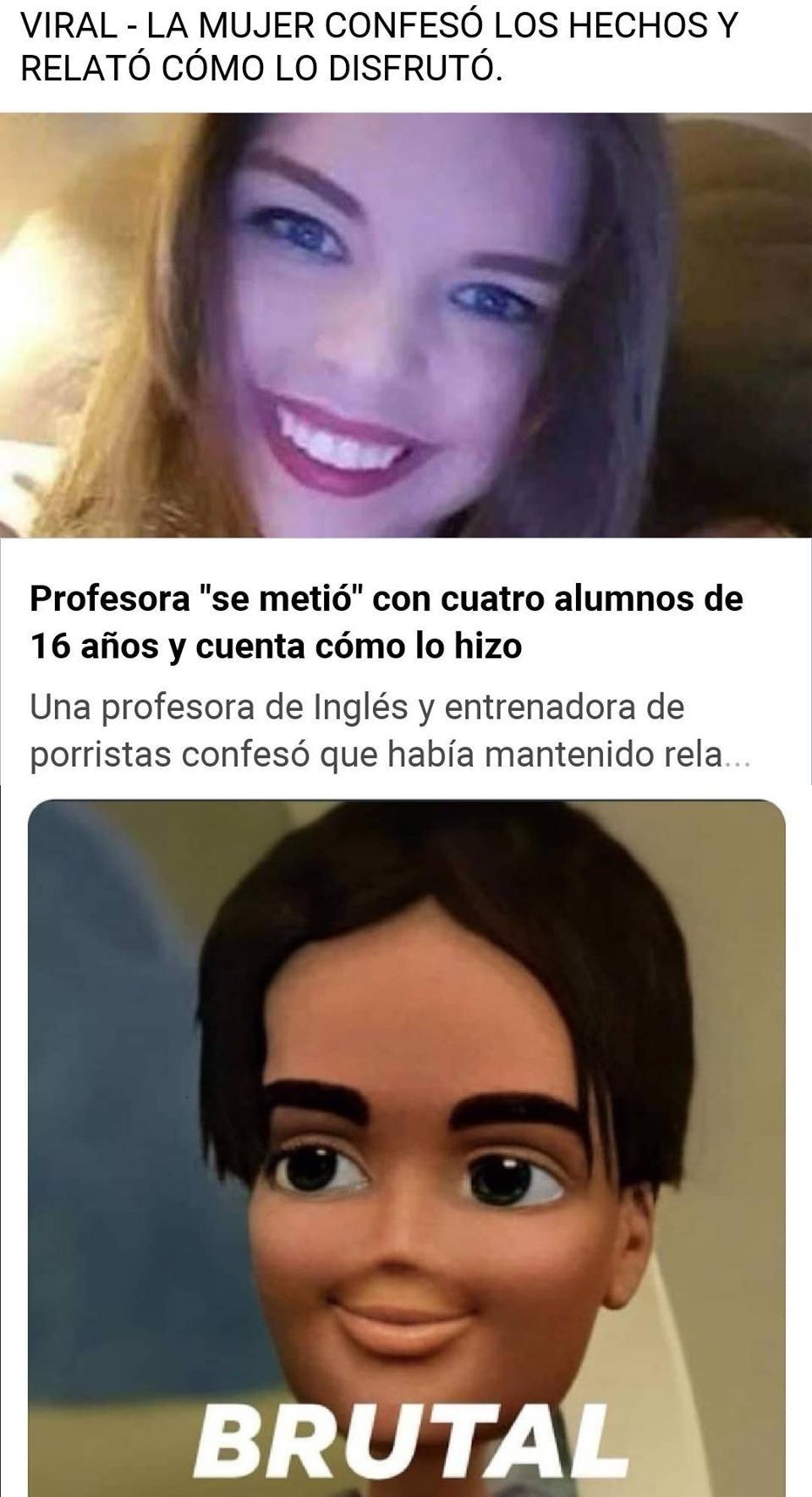maestra - meme