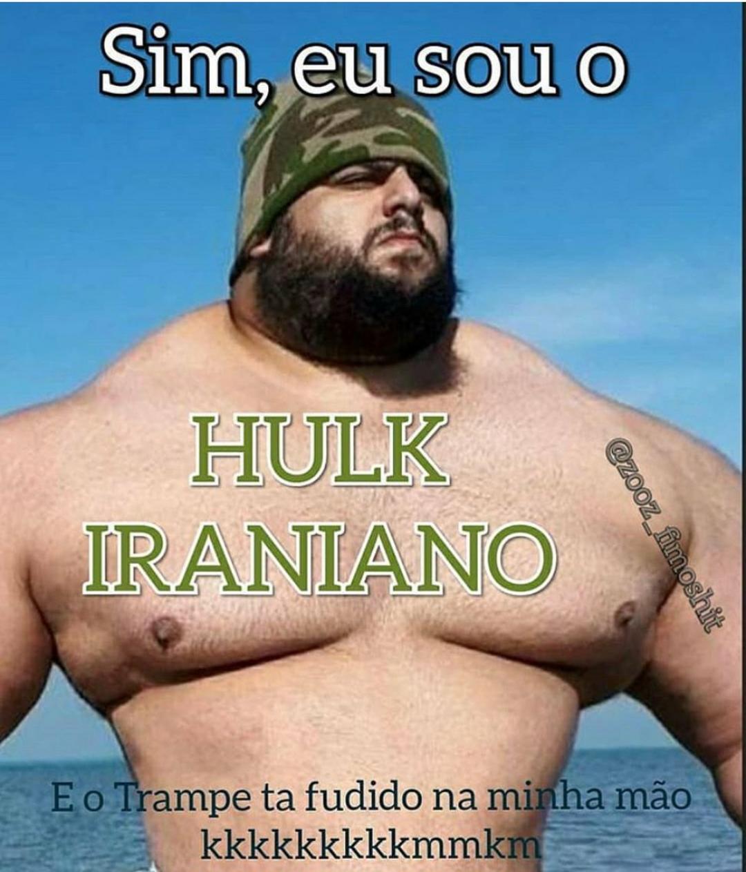 Hulk - meme