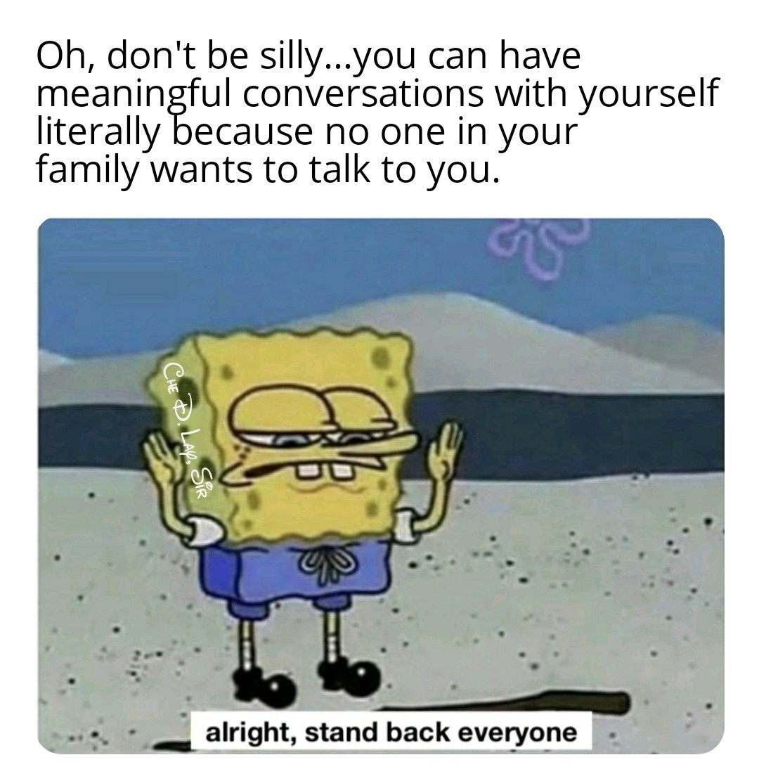 Not worthy - meme