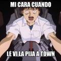 Porqie town