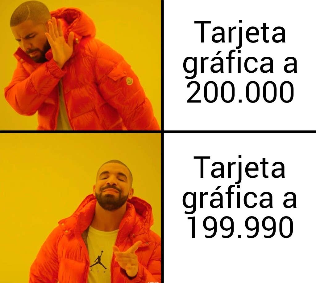 Por cierto son pesos chilenos - meme