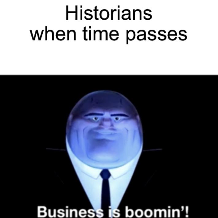A very important job - meme