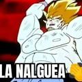 Goku cuadrado