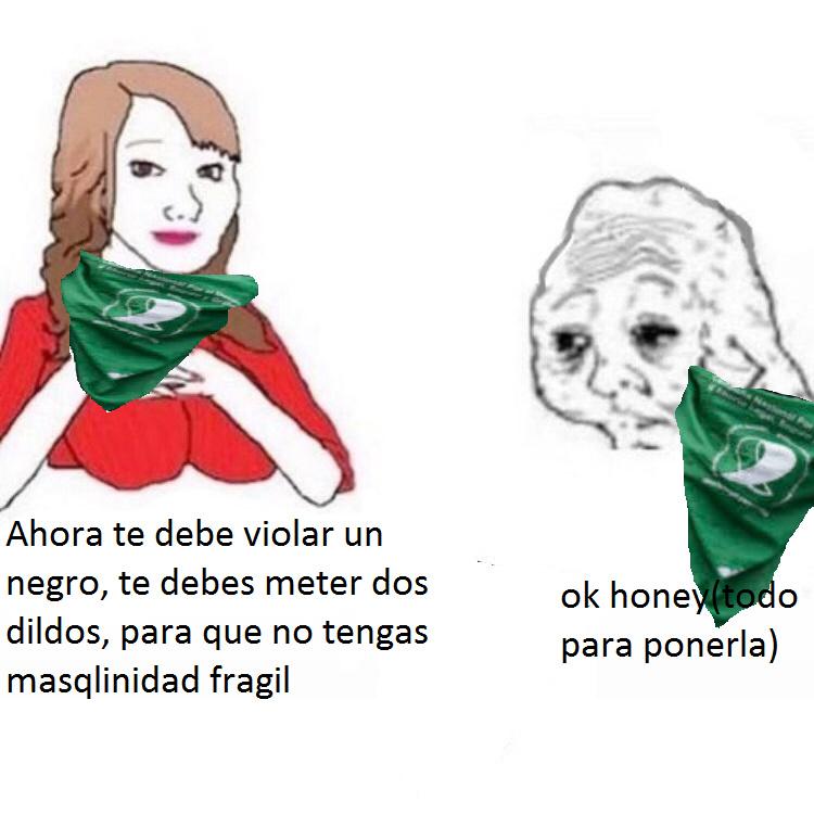 Aliade conchudo - meme