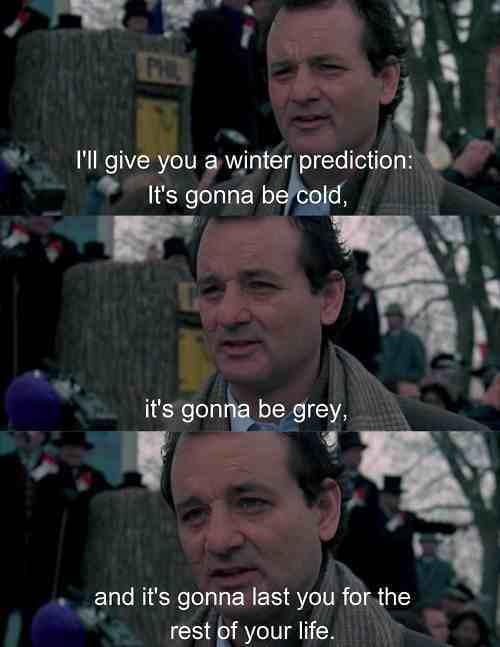 Happy Groundhog Day - meme
