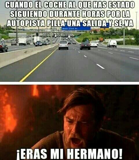 Anakin yo te quería! - meme