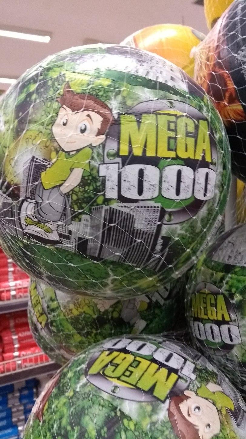 Mega 1000 - meme