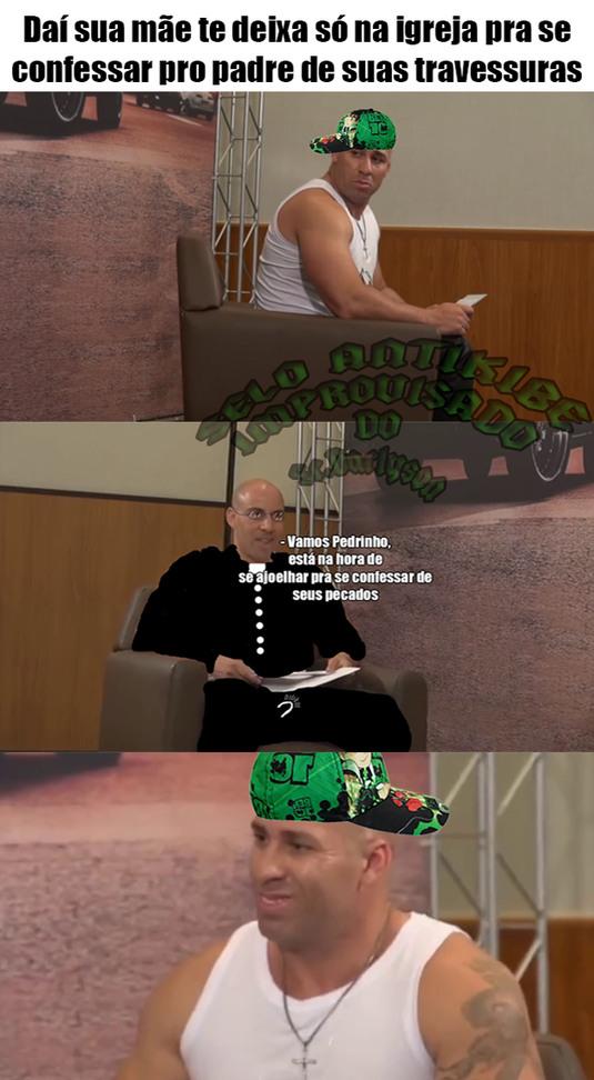 IH rapaz - meme