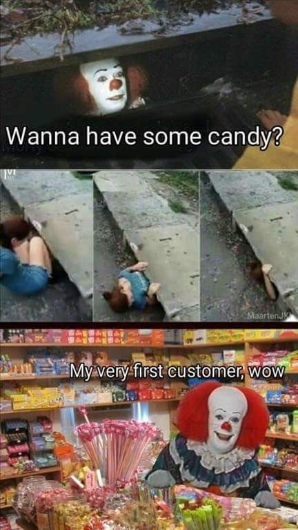 Real candy! - meme