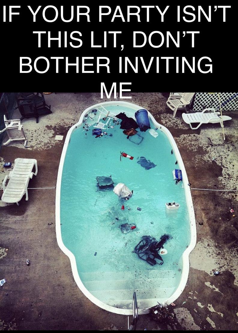 Party - meme