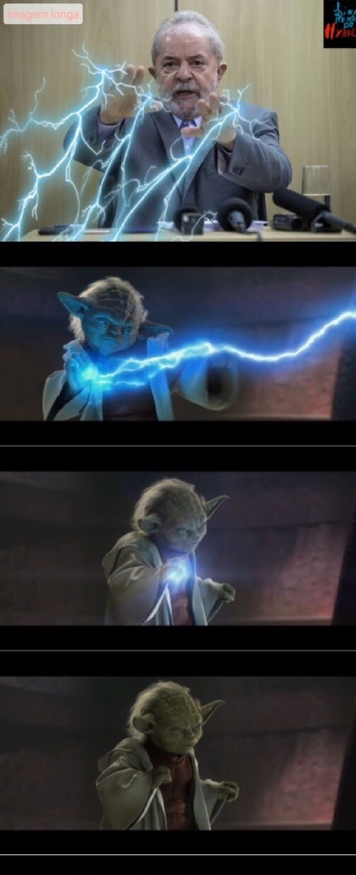Mestre Foda - meme