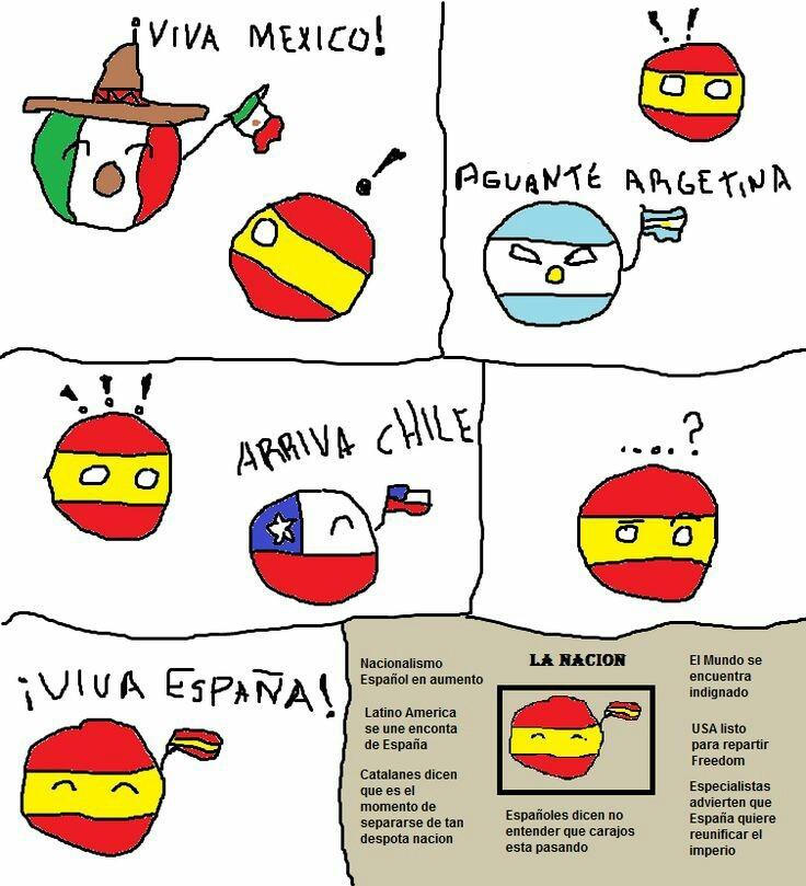 Pongan la bandera imperial de nuevo - meme