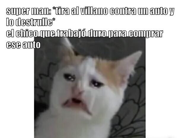 Pobre chico - meme