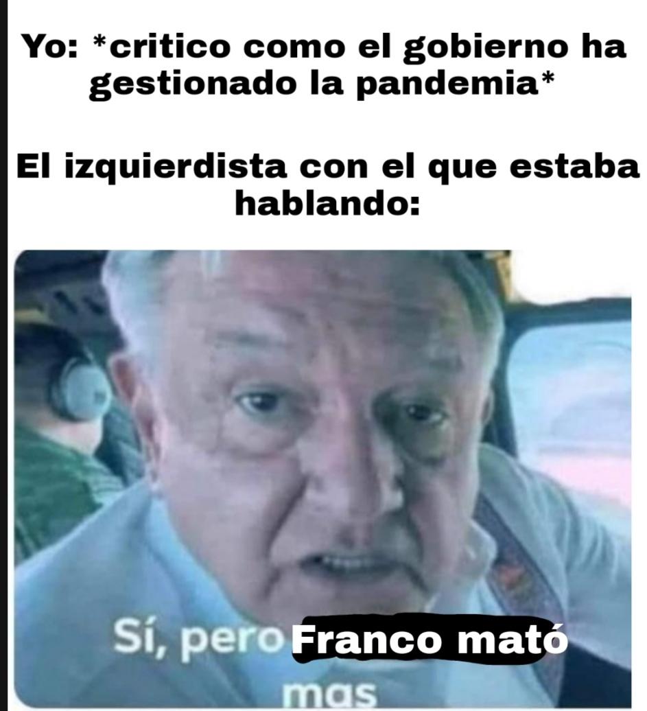 Buenardo el meme de la derecha
