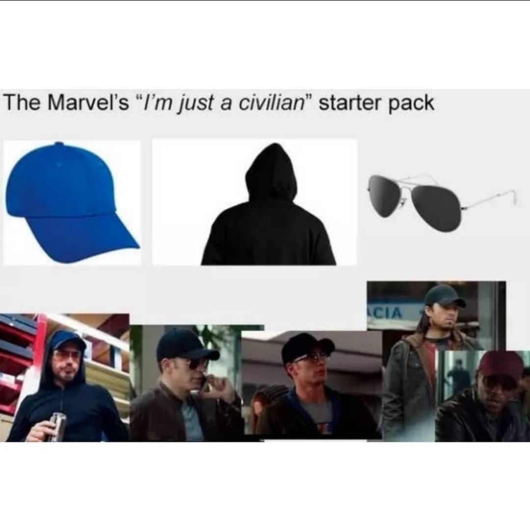 Moins efficace que les lunettes de superman - meme