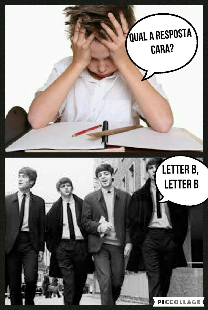 Beatles - meme
