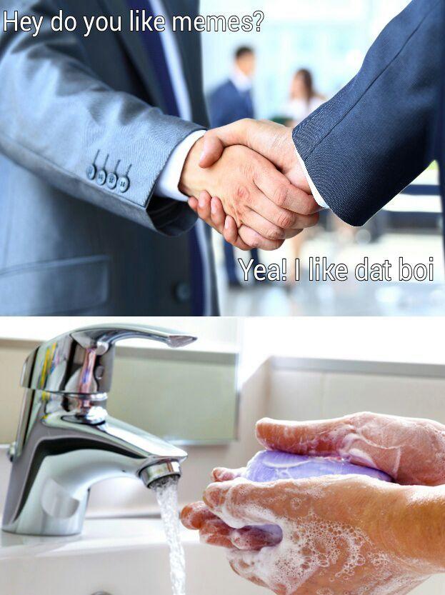 Dat boi - meme