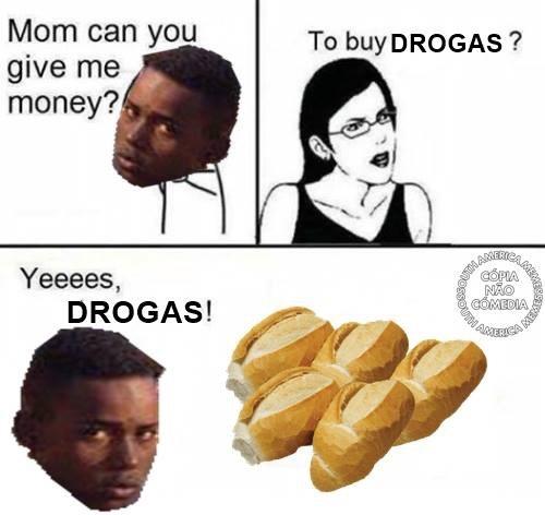 pão - meme