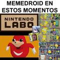 Memedroid en estos momentos