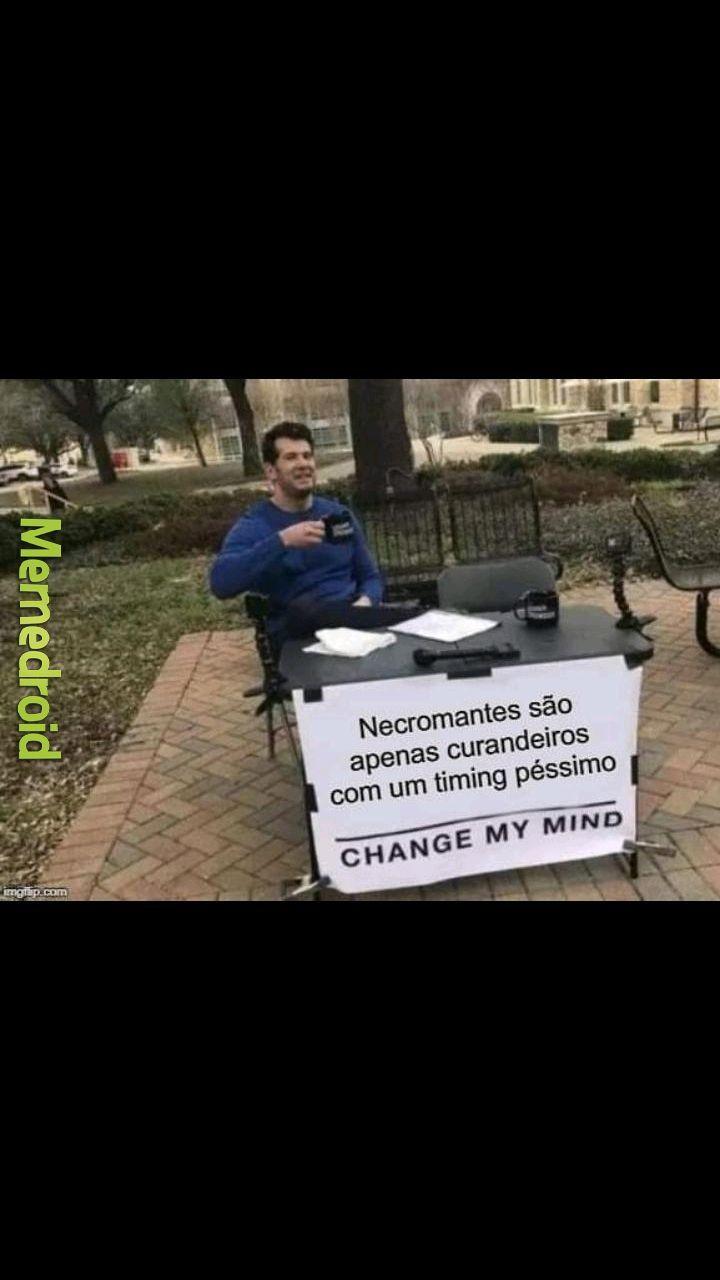 Se fosse mentira é uma coisa mas não é - meme