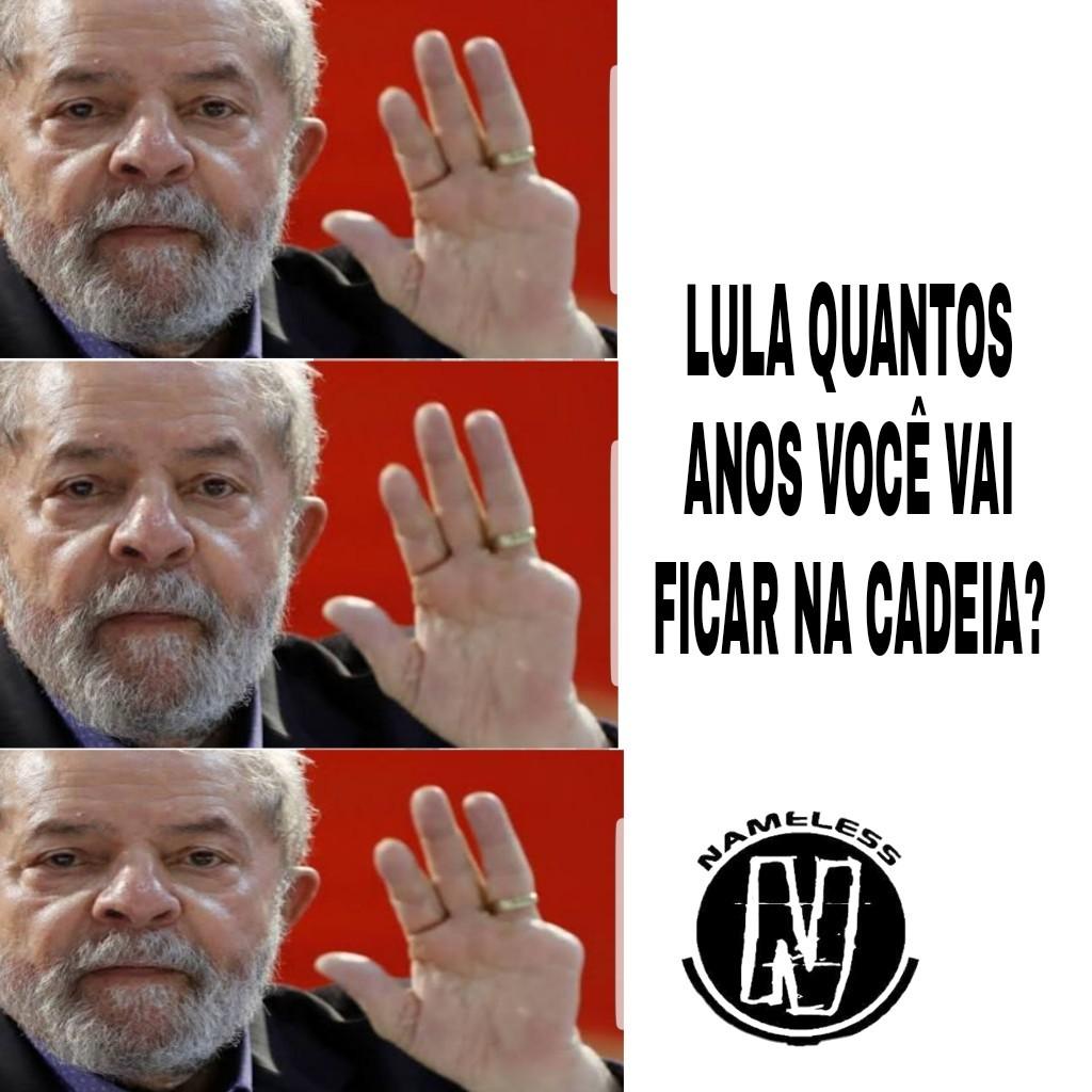 LULA LADRAO ROUBOU MEU CORACAO - meme