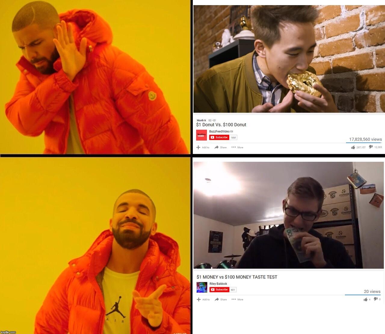 money on mah muthafuckin mind - meme