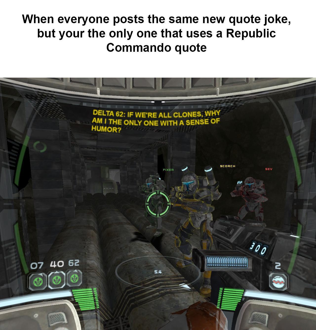 clones™ - meme