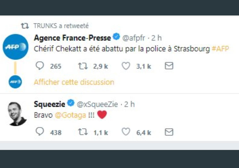 The french monster - meme