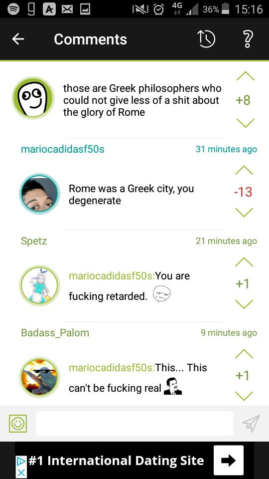 Retard alert - meme