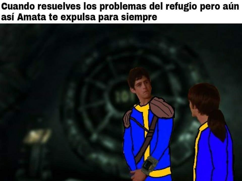 Ingratos - meme