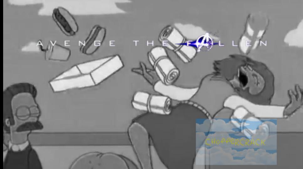 Avenge the Flanders - meme