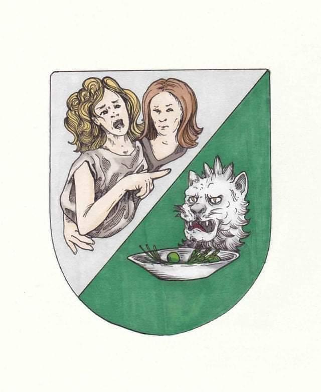Coat of arms - meme