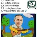 Nuestro secretario de salud en México