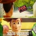 Río Fox channel