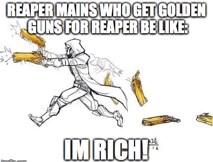 time to reap - meme
