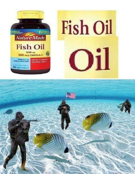 Oil #4 - meme